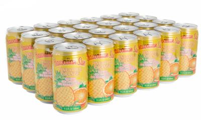 Hawaiian Sun Drink - Pineapple Orange 11.5 oz (Pack of 24)