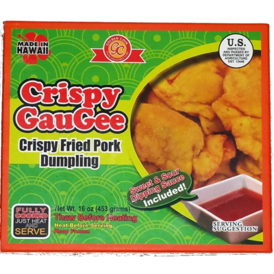 Golden Coin Crispy Gaugee 16 oz