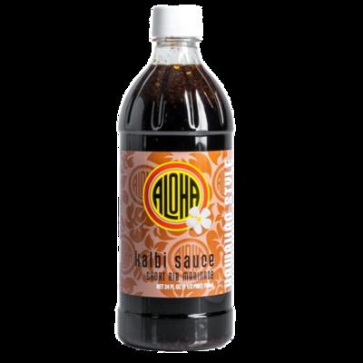 Aloha Kalbi Sauce 24 oz.