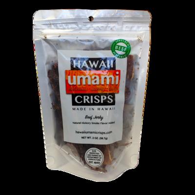 Umami Crisps - Pepper 2oz