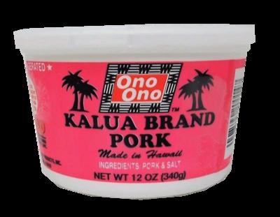 Ono Ono Kalua Pork 12 oz