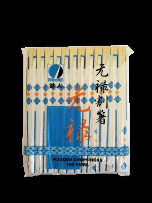 Wooden Chopsticks 100 Pairs
