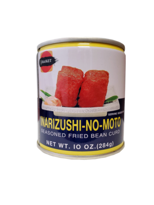 Inarizushi-No-Moto (Seasoned Fried Bean Cured) 10 oz