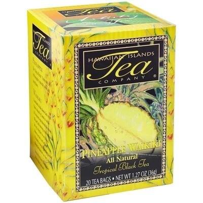 Hawaiian Islands Tea Co. Pineapple Waikiki Tea 20CT/EA 1.27oz