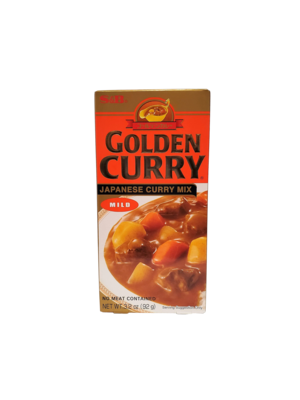 S&B Golden Curry Mild 3.2oz