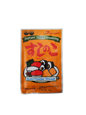 Tamanoi Sushi No Ko Instant Sushi Seasoning-Sushi Powder Vinegar 2.64oz