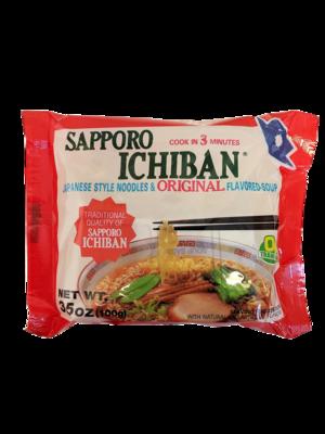 Sapporo Ichiban Original Ramen 3.5 oz
