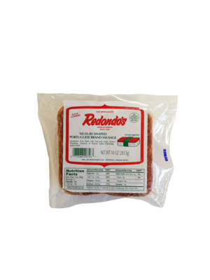 Redondo's Musubi Portuguese Sausage 10 oz