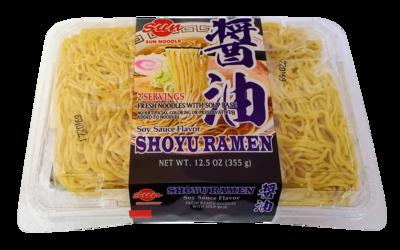 Sun Noodle Brand Shoyu Ramen