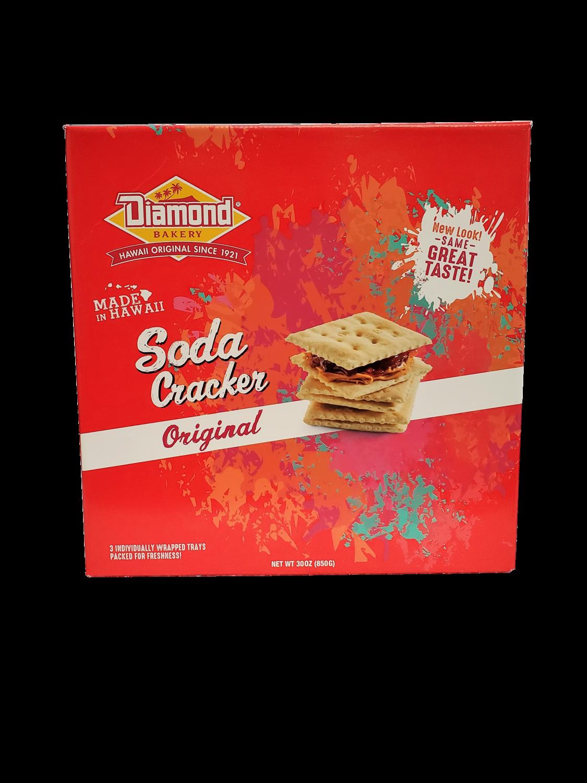 Diamond Bakery Soda Crackers Large 30 oz