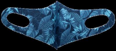 Adults Polyester/Spandex Washable Mask -  Aloha Friday