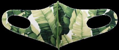 Adults Polyester/Spandex Washable Mask -  Manele