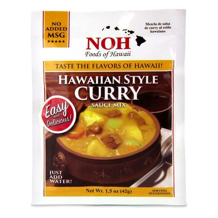 NOH Hawaiian Style Curry 1.5oz