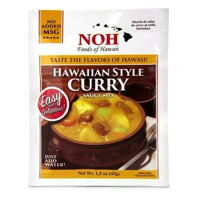 NOH Hawaiian Style Curry 1.5oz