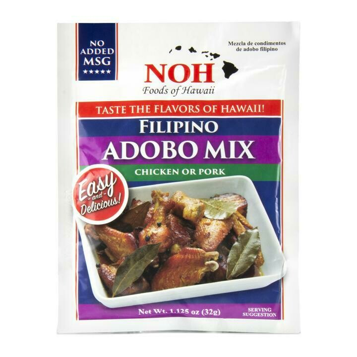 NOH Filipino Adobo 1.13oz