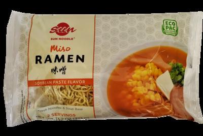 Sun Noodle Brand Miso Ramen