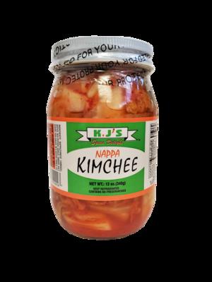 KJ's KIM CHEE 12oz