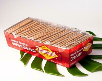 Diamond Bakery Original Hawaiian Graham Crackers 9.5 oz