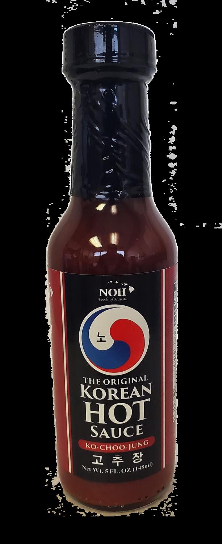 NOH Korean Hot Sauce 5oz (Ko-Choo-Jung)