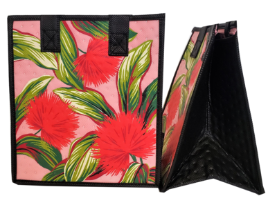 Tropical Paper Garden - Insulated Small Bag - SUPERSTAR CORAL