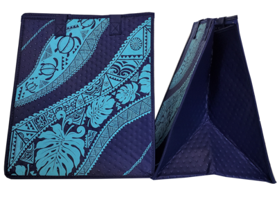 Tropical Paper Garden - Insulated Large Bag - POHAKU ROYAL