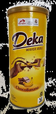 Deka Wafer Roll 3.52oz. - Choco Banana
