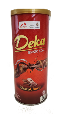 Deka Wafer Roll 3.52oz. - Choco Choco