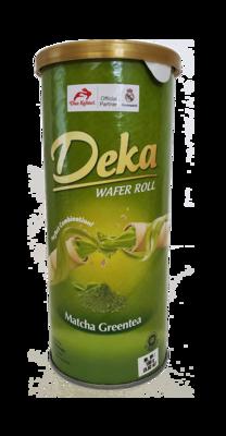 Deka Wafer Roll 3.52oz. - Matcha GreenTea