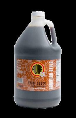 Aloha Hawaiian Kalbi Sauce 64 oz