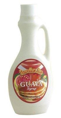 Hawaiian Sun Premium Guava Syrup 12.5 oz