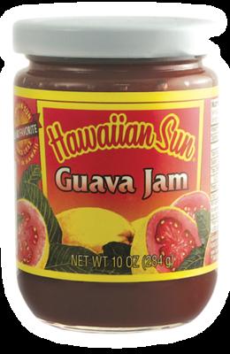 Hawaiian Sun Guava Jam 18 oz