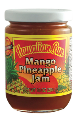 Hawaiian Sun Mango Pineapple Jam 10 oz