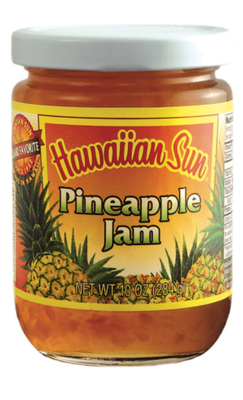 Hawaiian Sun Pineapple Jam 10 oz