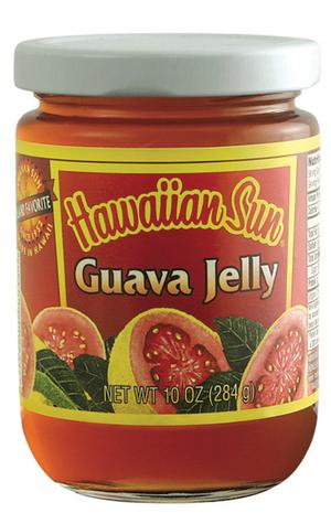 Hawaiian Sun Guava Jelly 18 oz