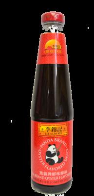 Lee Kum Kee Panda Brand Oyster Sauce 17 oz