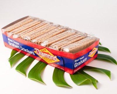 Diamond Bakery Maui Sugar Graham Crackers 9.5 oz