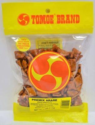 Tomoe Premix Arare 4 oz (NOT FOR SALE TO CALIFORNIA)