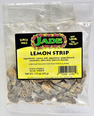 Jade Lemon Strip 1.5 oz