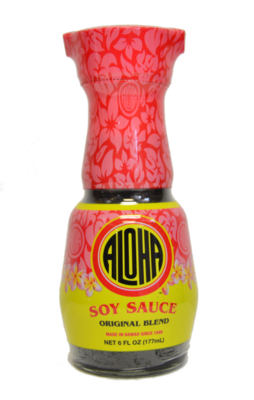 Aloha Soy Sauce Dispenser Original Blend 6 oz