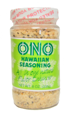 Ono Hawaiian Seasoning 8 oz