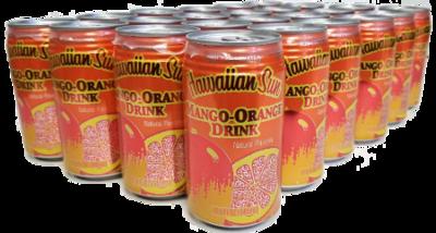Hawaiian Sun Drink - Mango Orange 11.5 oz (Pack of 24)