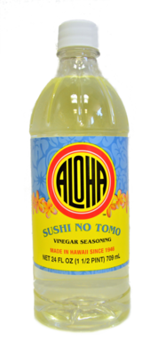 Aloha Sushi No Tomo Vinegar Seasoning 24oz