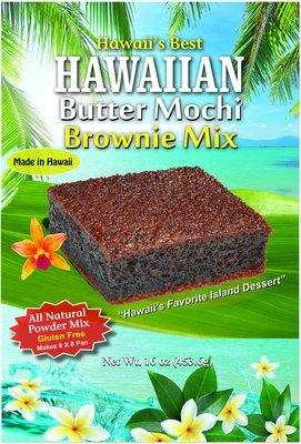 Hawaii's Best Hawaiian Butter Mochi Brownie Mix 16oz