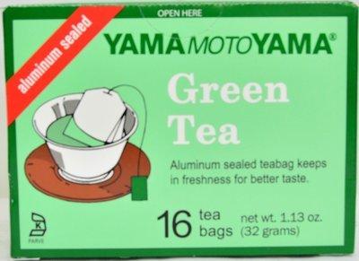 Yama Moto Yama Green Tea 16ct