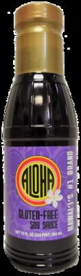 Aloha Gluten-Free Soy Sauce 12oz