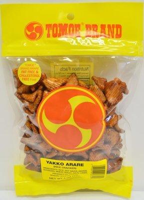 Tomoe Yakko Arare 4 oz (NOT FOR SALE TO CALIFORNIA)