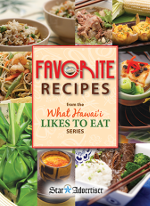 Cookbook - Favorite Recipes - What Hawaii Likes To Eat Series