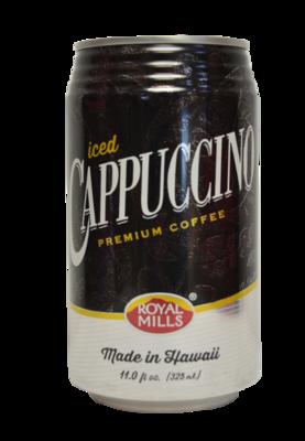 Royal Mills Iced Cappuccino Premium Coffee 11 oz