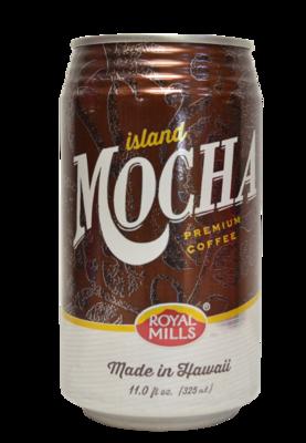 Royal Mills Island Mocha Premium Coffee 11 oz