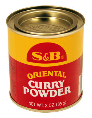 S&B Oriental Curry Powder 3 oz